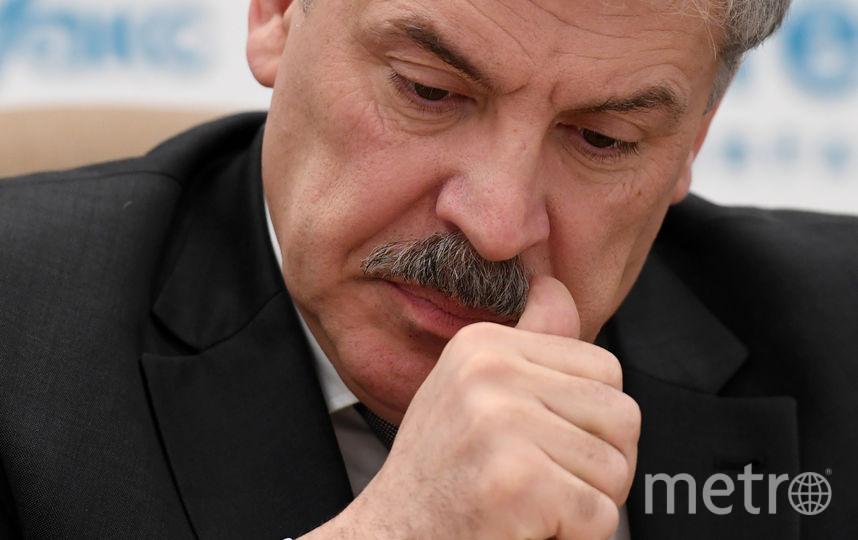 Павел Грудинин. Фото AFP
