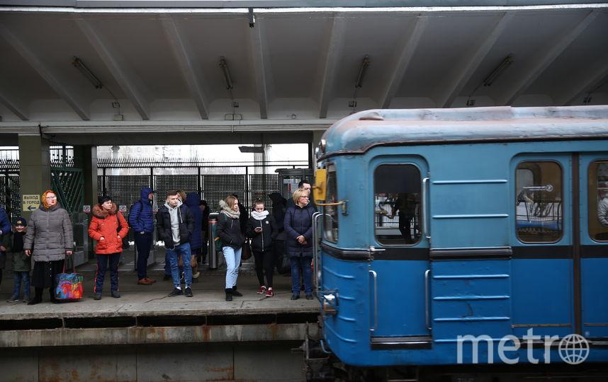 Три станции фиолетовой ветки закрыли на неделю. Фото Предоставлено пресс-службой Московского метрополитена.