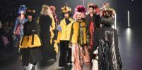 Неделя моды в Токио: самые экстравагантные наряды