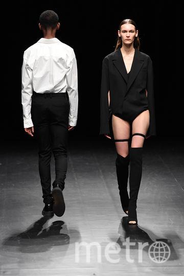 Неделя моды в Токио, 2018. Фото AFP