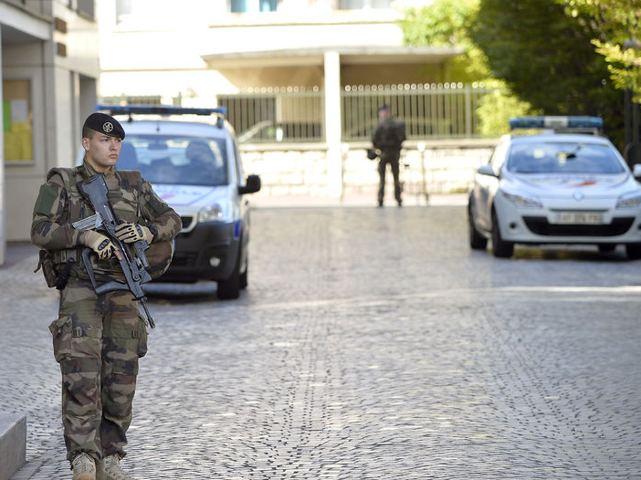Теракт во Франции унес жизни четверых человек. Фото Getty