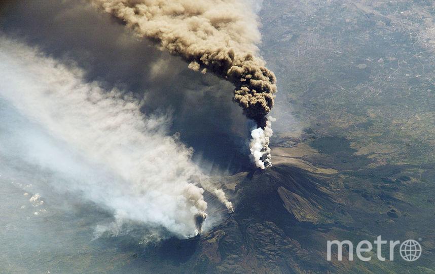 Вулкан Этна. Фото Getty