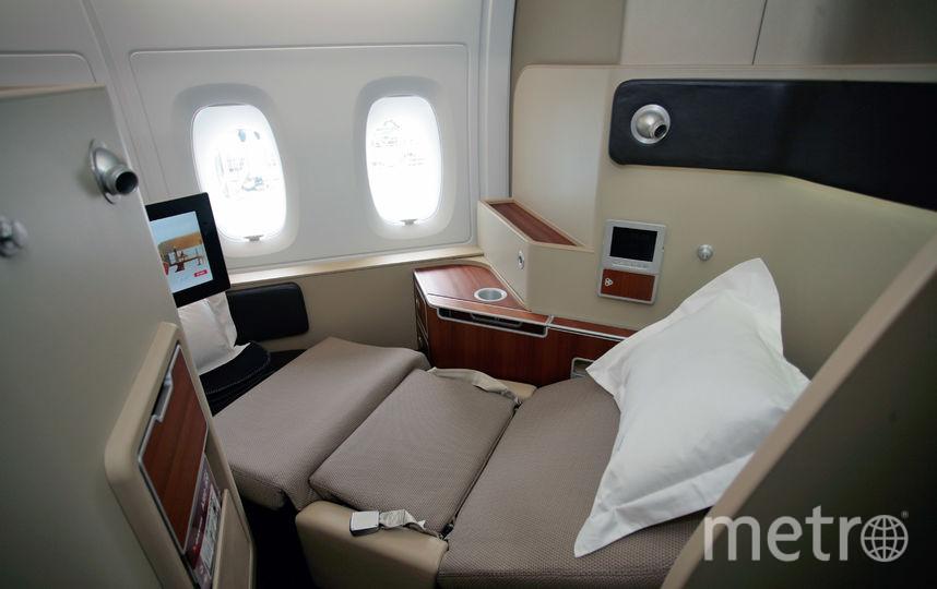 Самолёт Qantas. Фото Getty
