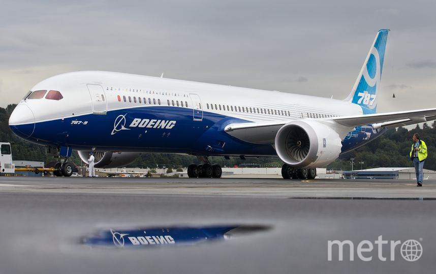 Boeing 787-9 Dreamliner. Фото Getty