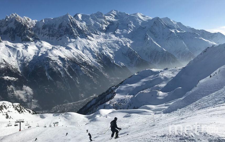 Три альпиниста погибли при сходе лавины в горах Японии. Фото Getty