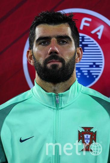 Португальский защитник Луиш Нету. Фото Getty