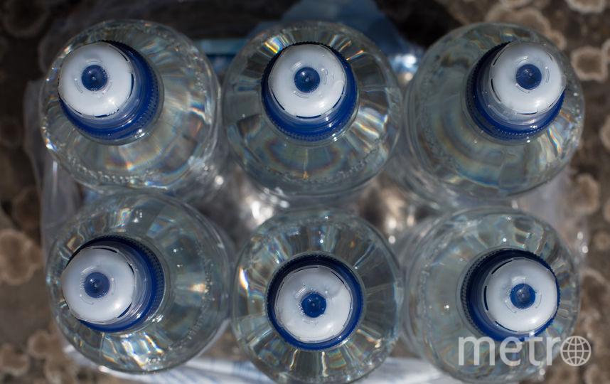 Вода. Фото Getty
