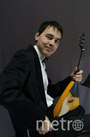 Алексей Серебров, музыкант, мастер.