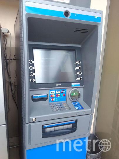Новые банкоматы будут установлены во втором квартале 2018 г.