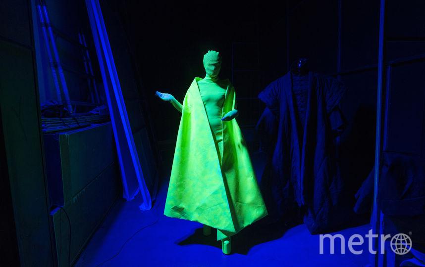Показ Hu Sheguang на Неделе моды в Пекине. Фото AFP