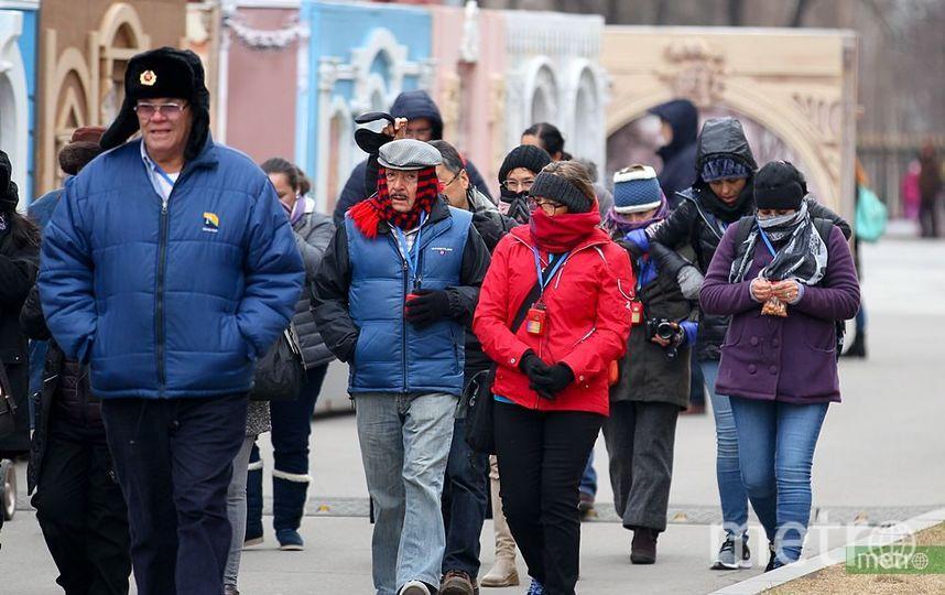 В столице потеплеет 3 апреля. Фото Василий Кузьмичёнок