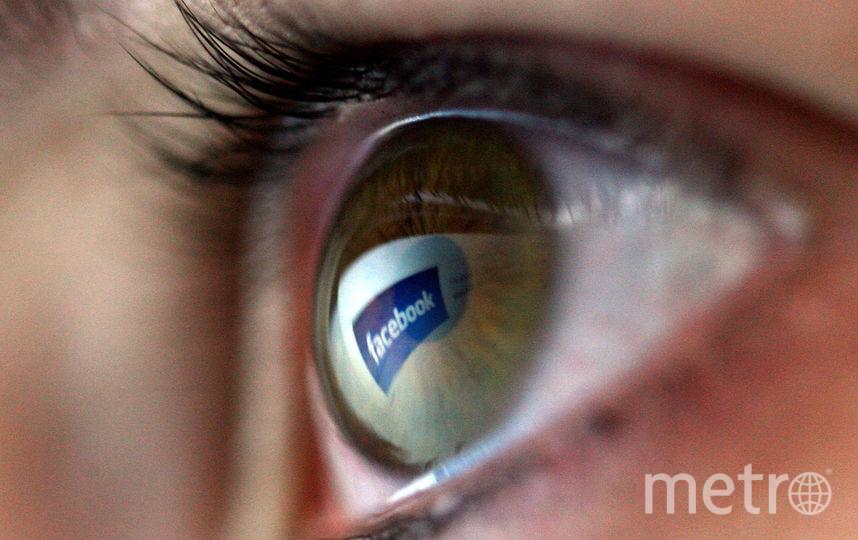 Социальная сеть Facebook. Фото Getty