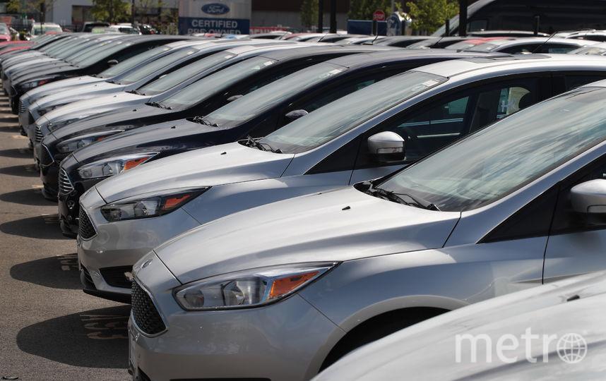 В Китае появился автомат по продаже автомобилей. Фото Getty