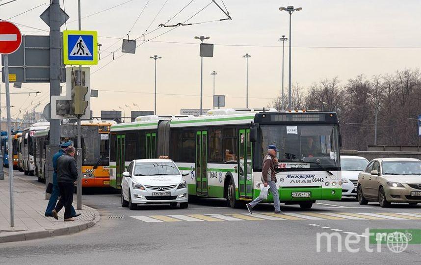 """Автобус. Фото Василий Кузьмичёнок, """"Metro"""""""