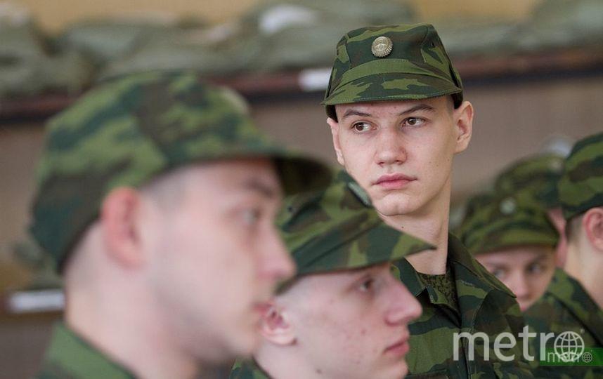 Солдаты российской армии. Фото Василий Кузьмичёнок