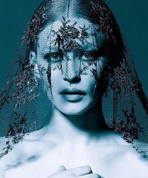 Юлия Пересильд. Фото Скриншот Instagram: juliaperesild