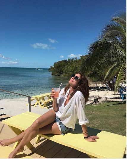 Американская модель Синди Кроуфорд. Фото www.instagram.com/cindycrawford