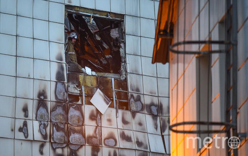 В Кемерово обнаружили тела всех погибших при пожаре в ТЦ. Фото AFP