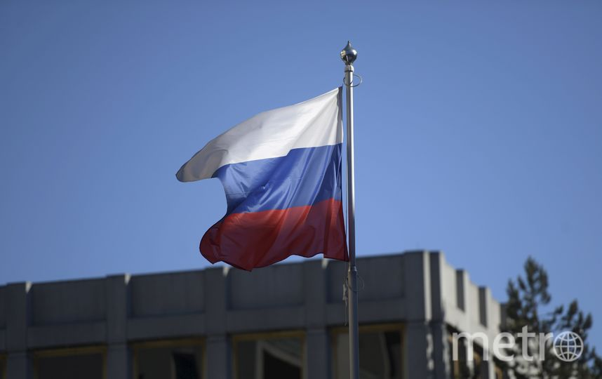 Посольство Российской Федерации в Финляндии. Фото РИА Новости