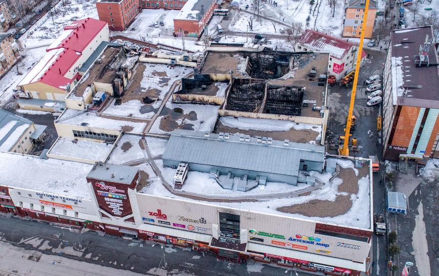 """СМИ: Стала известна причина пожара в ТЦ """"Зимняя вишня"""". Фото Архивное фото, AFP"""