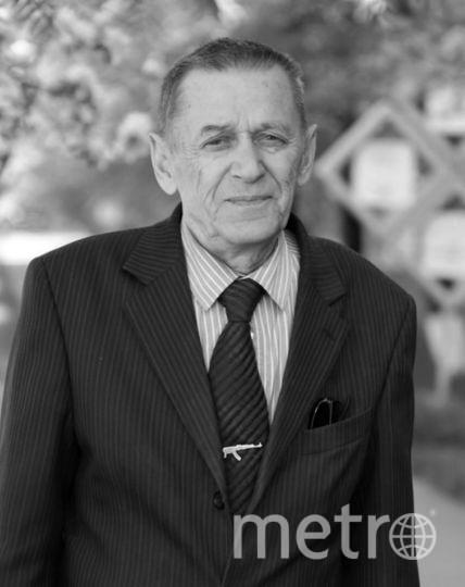 Виктор Михайлович Калашников. Фото istu.ru
