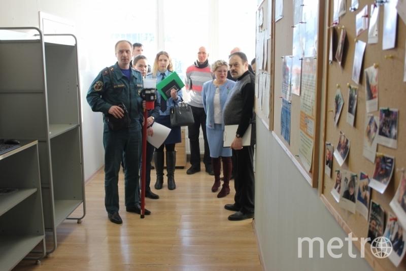 ГУ МЧС по Санкт-Петербургу. Фото 78.mchs.gov.ru