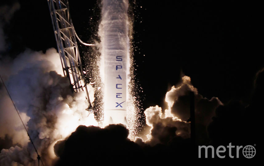 SpaceX. Фото Getty