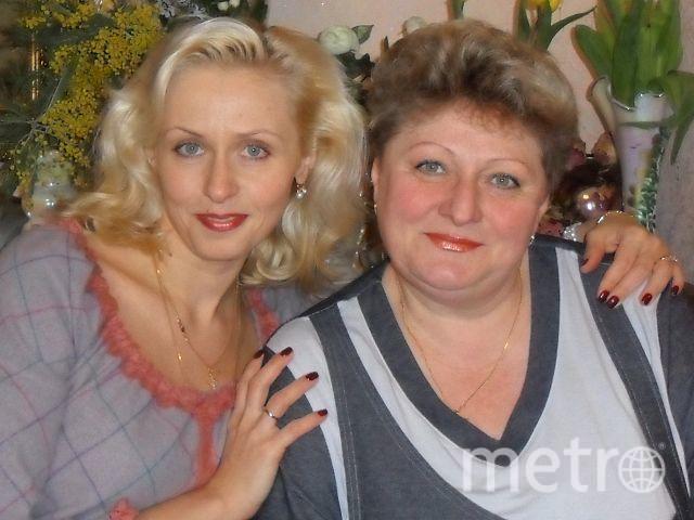 Елена Субханова и Татьяна Ландина. Фото Елена