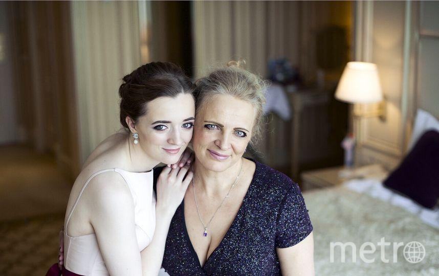 Возненко Любовь с дочкой Диной. Фото Диана