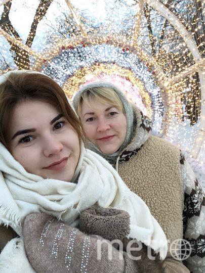 А вот моя Мамуля- Ольга Николаевна. Фото Раюша мамина доча