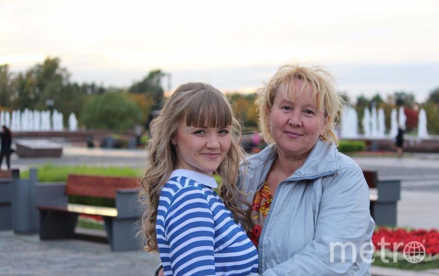 Рогожина Полина Викторовна - дочь, Рогожина Надежда Александровна - мама. Фото Полина