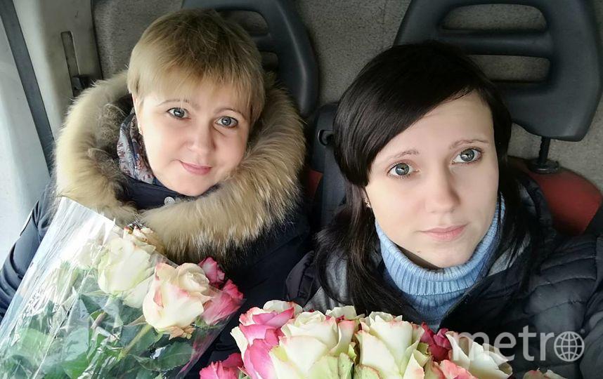 Мои жена и дочь: Григорьева Елена - жена, Бубнова Ирина - дочь. Фото Дмитрий