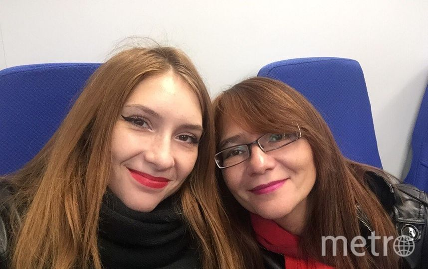Коротовских Татьяна и Куликова Валерия. Фото Татьяна