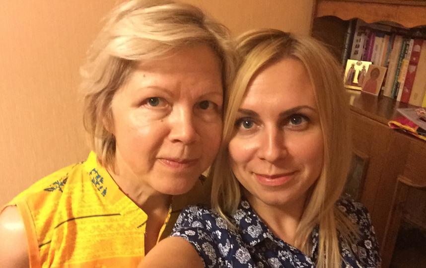 На фото - я и моя мама Марина. Наша дружба - это лучшее, что у меня есть. Фото Елена Ковалева