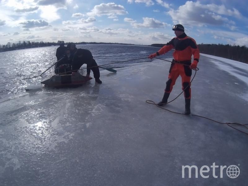 Фото: МЧС по ЛО / 47.mchs.gov.ru.