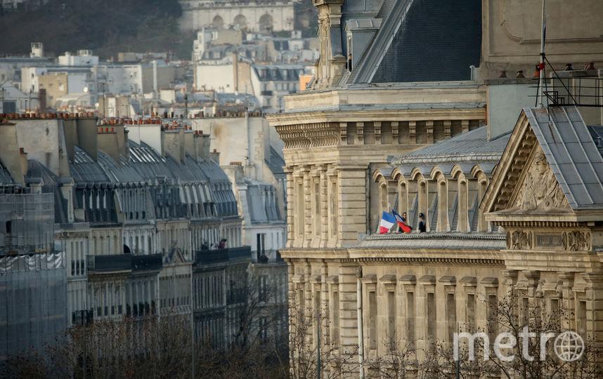 Париж требует от Москвы соблюдения международного права. Фото Getty