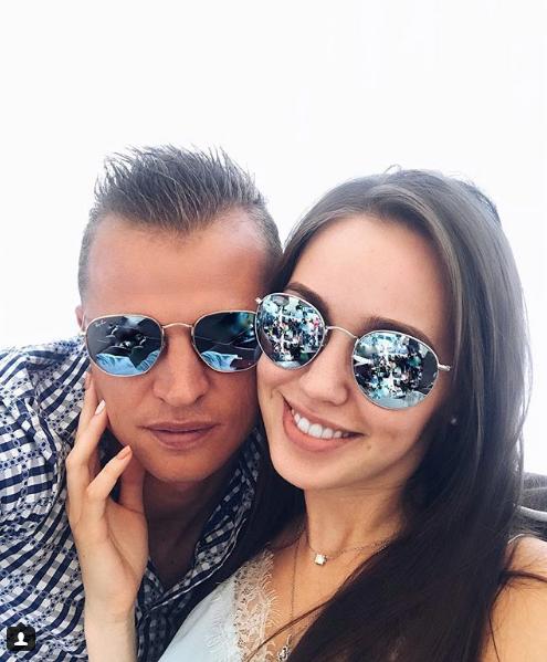 Скриншот instagram.com/tarasov23/?hl=ru.