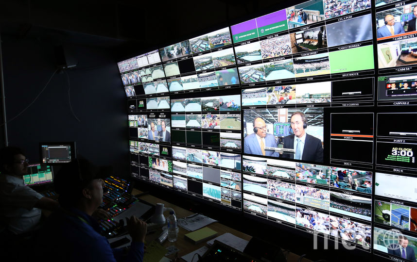 Телеканал UA|TV начал вещание 1 октября 2015 года. Фото Getty