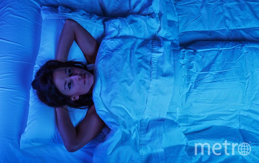Это может показаться нелогичным, но шансов уснуть будет больше, если вы встанете с постели. Фото Getty