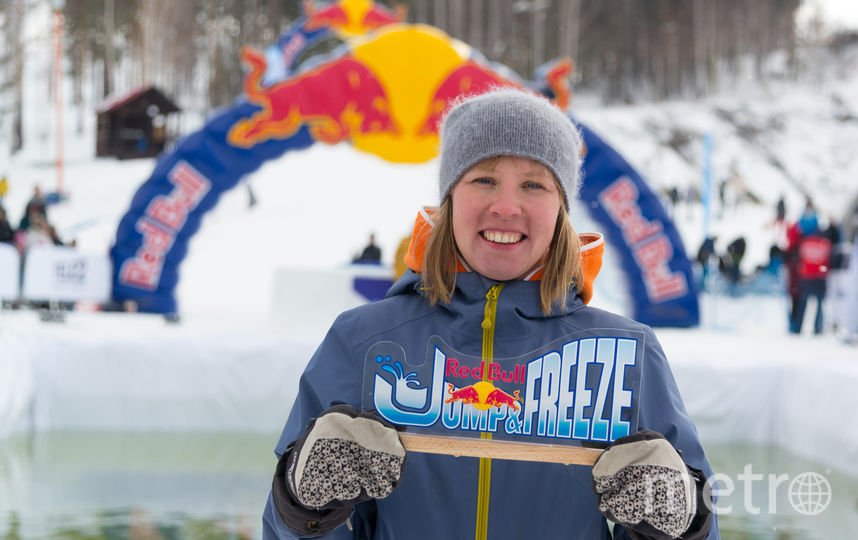 Red Bull Jump & Freeze: На сноуборде и лыжах – в бассейн. Фото все фото Ильи Хамова (LOCUS Photo Agency)