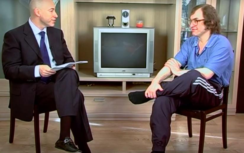 Сергей Мавроди, кадры из передач. Фото Все - скриншот YouTube