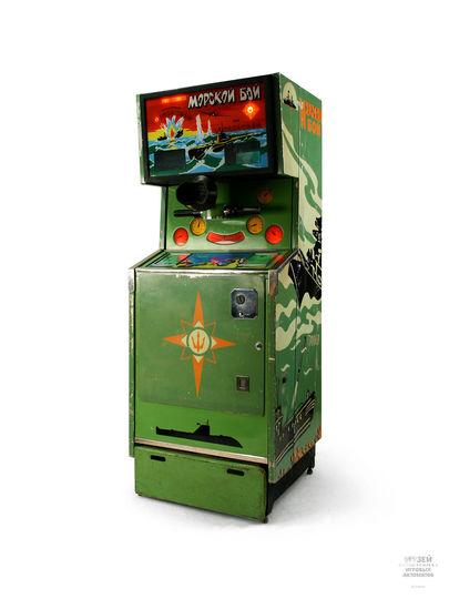 Музей советских игровых автоматов. Фото предоставлено музеями