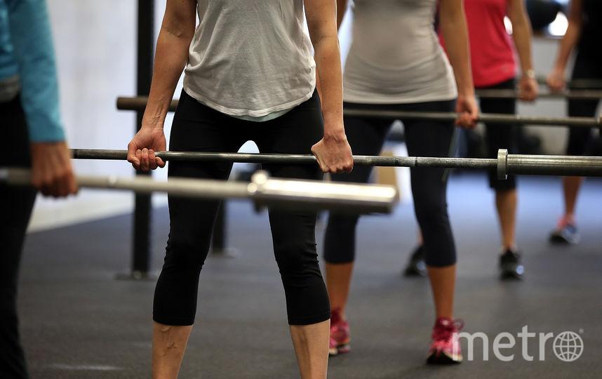 По субботам на ВДНХ будут проходить бесплатные тренировки по кроссфиту. Фото Getty