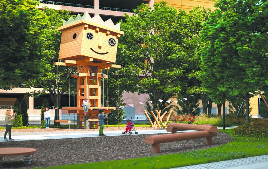 Фото с сайта комплекса градостроительной политики и строительства города Москвы.