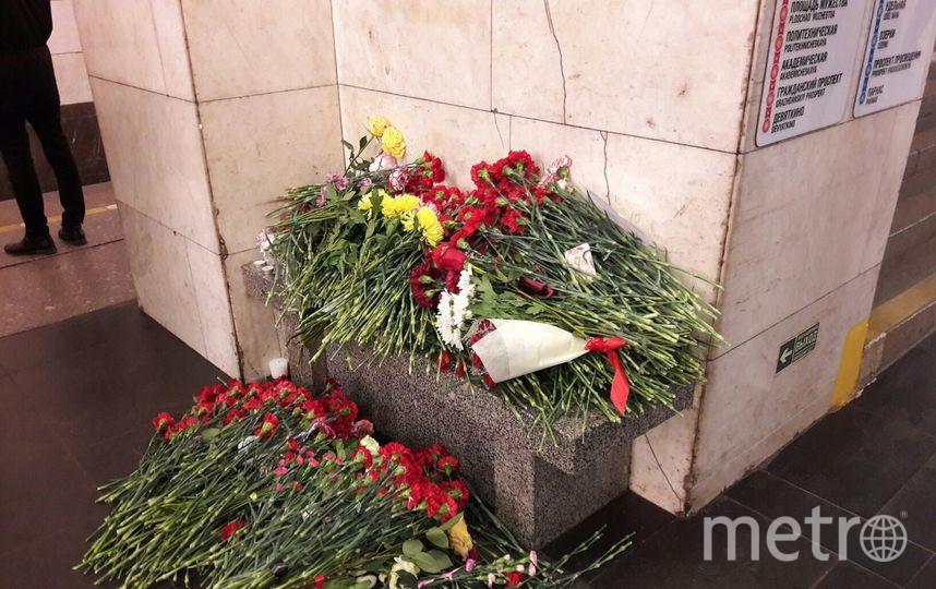 """Дело о теракте в метро Петербурга 3 апреля не завершится к годовщине трагедии. Фото Архивное фото., """"Metro"""""""