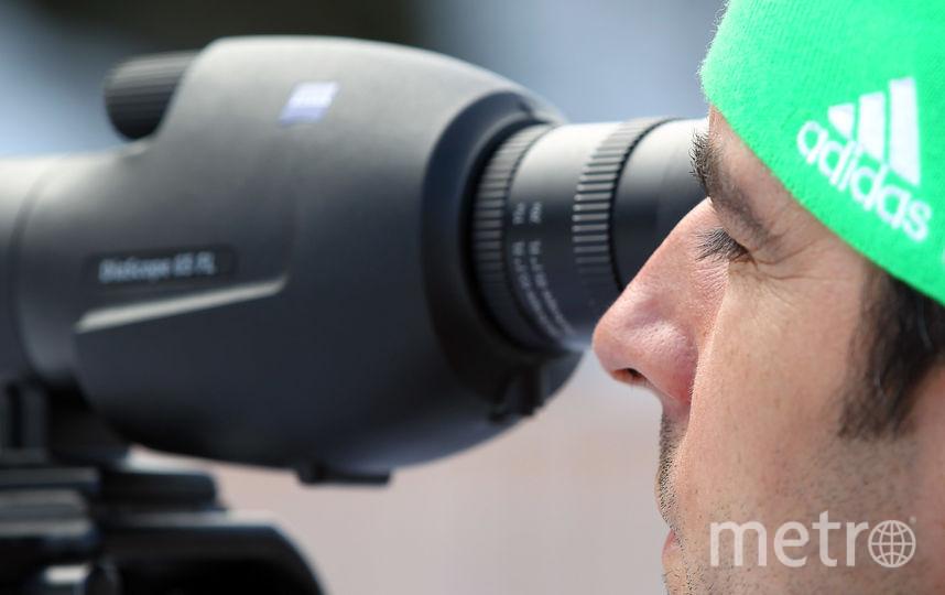 Старший тренер мужской команды Рикко Гросс. Фото Getty