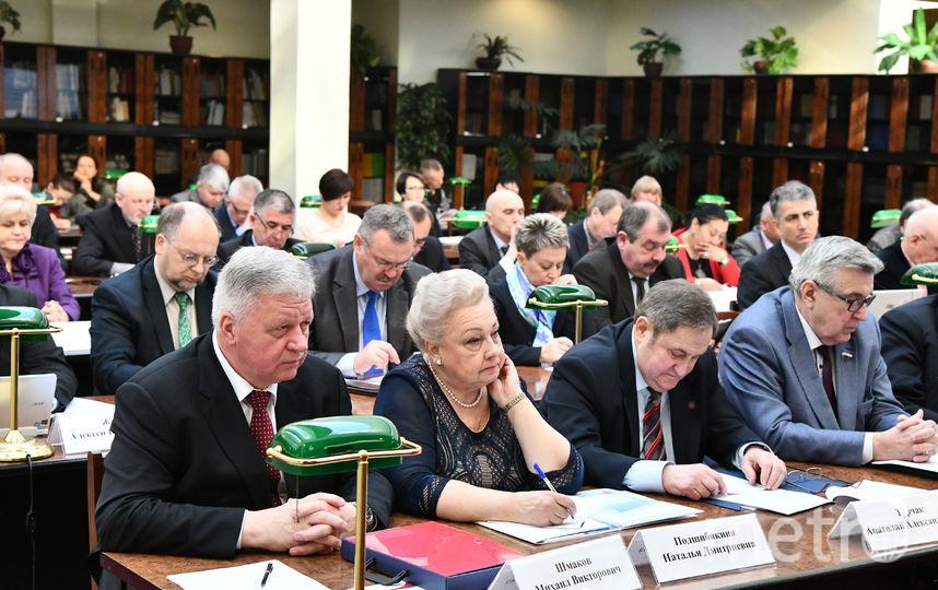 Конференция открылась в Научной библиотеке им. Д.А. Гранина. Фото Предоставлено пресс-службой СПбГУП.