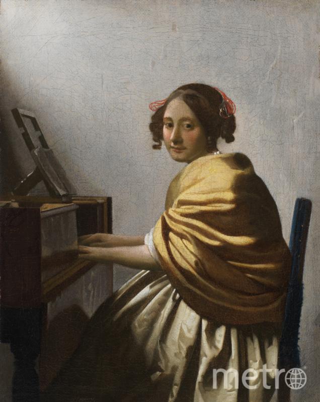 Эпоха Рембрандта и Вермеера. Шедевры Лейденской коллекции. Фото Предоставлено организаторами