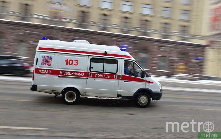 3-летний ребёнок выпал из окна высотки в Москве. Фото Василий Кузьмичёнок
