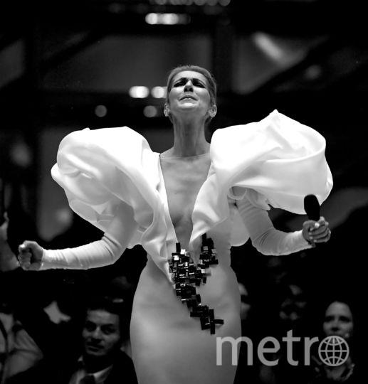 Селин Дион. Фото Getty